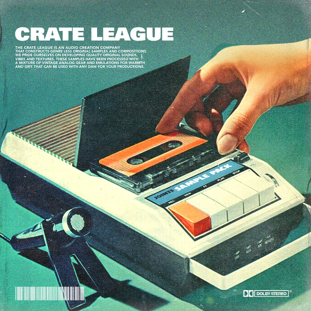 The Crate League - Joints Loop Pack