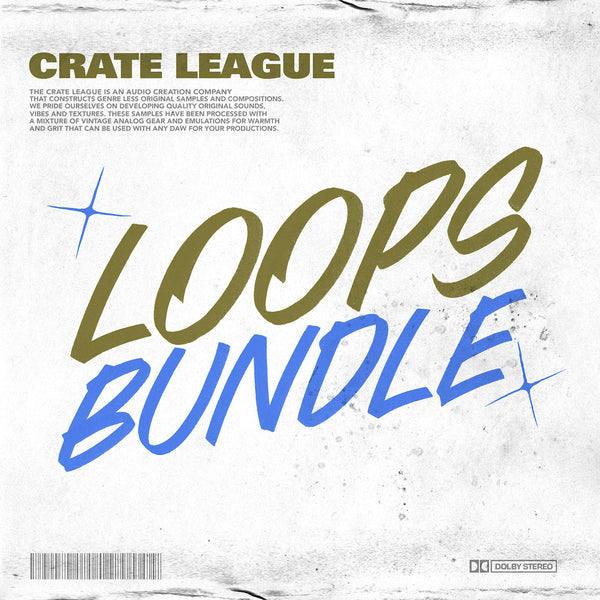 The Crate League - Loops Bundle