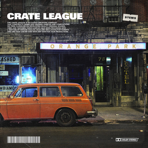 The Crate League - Orange Park Loop Pack