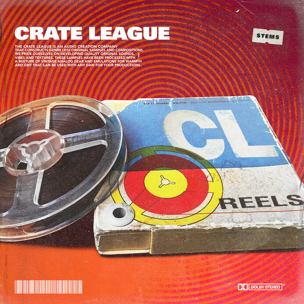 The Crate League - Reels Loop Pack