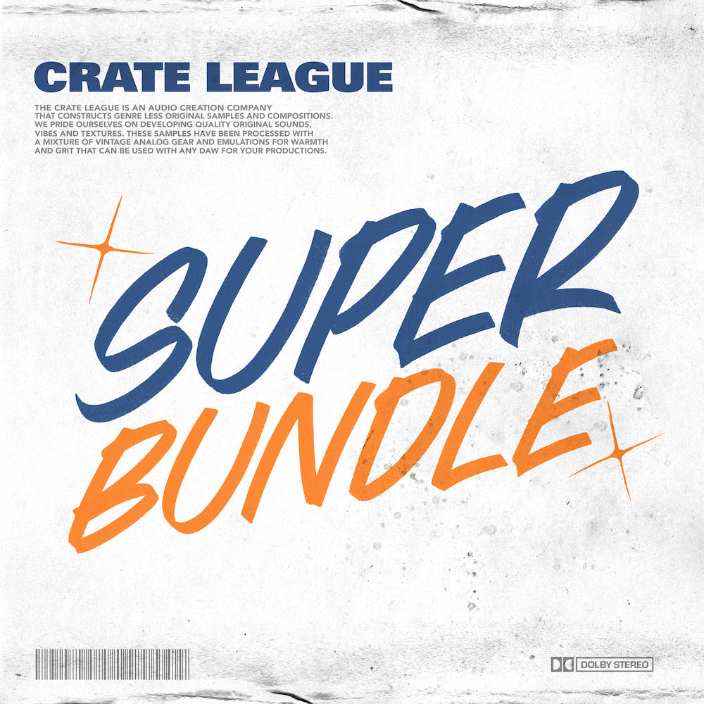 The Crate League - Super Bundle
