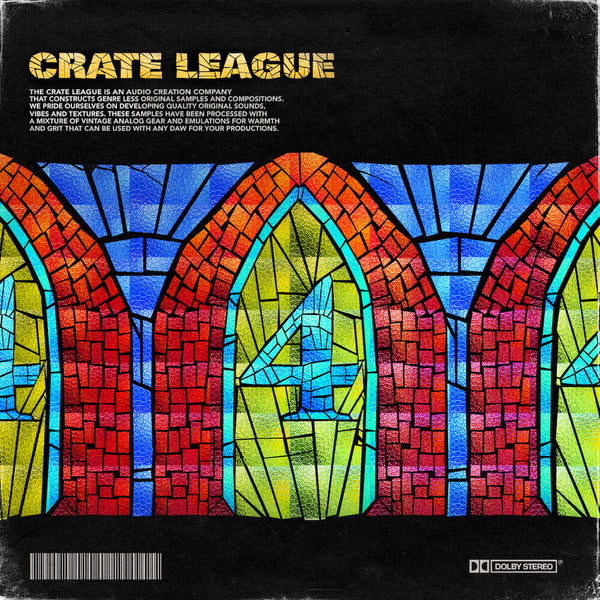 The Crate League - Thank You Vol. 4