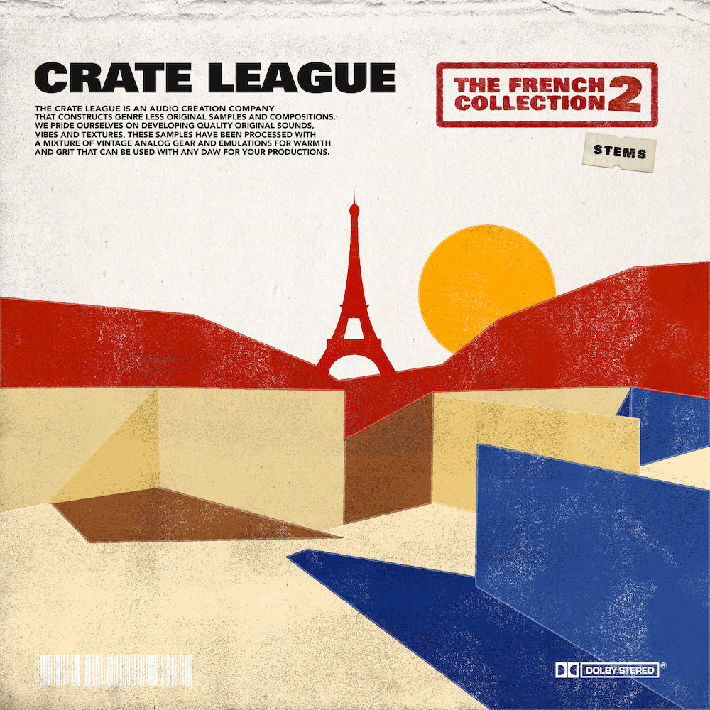 The Crate League - The French Collection Vol. 2