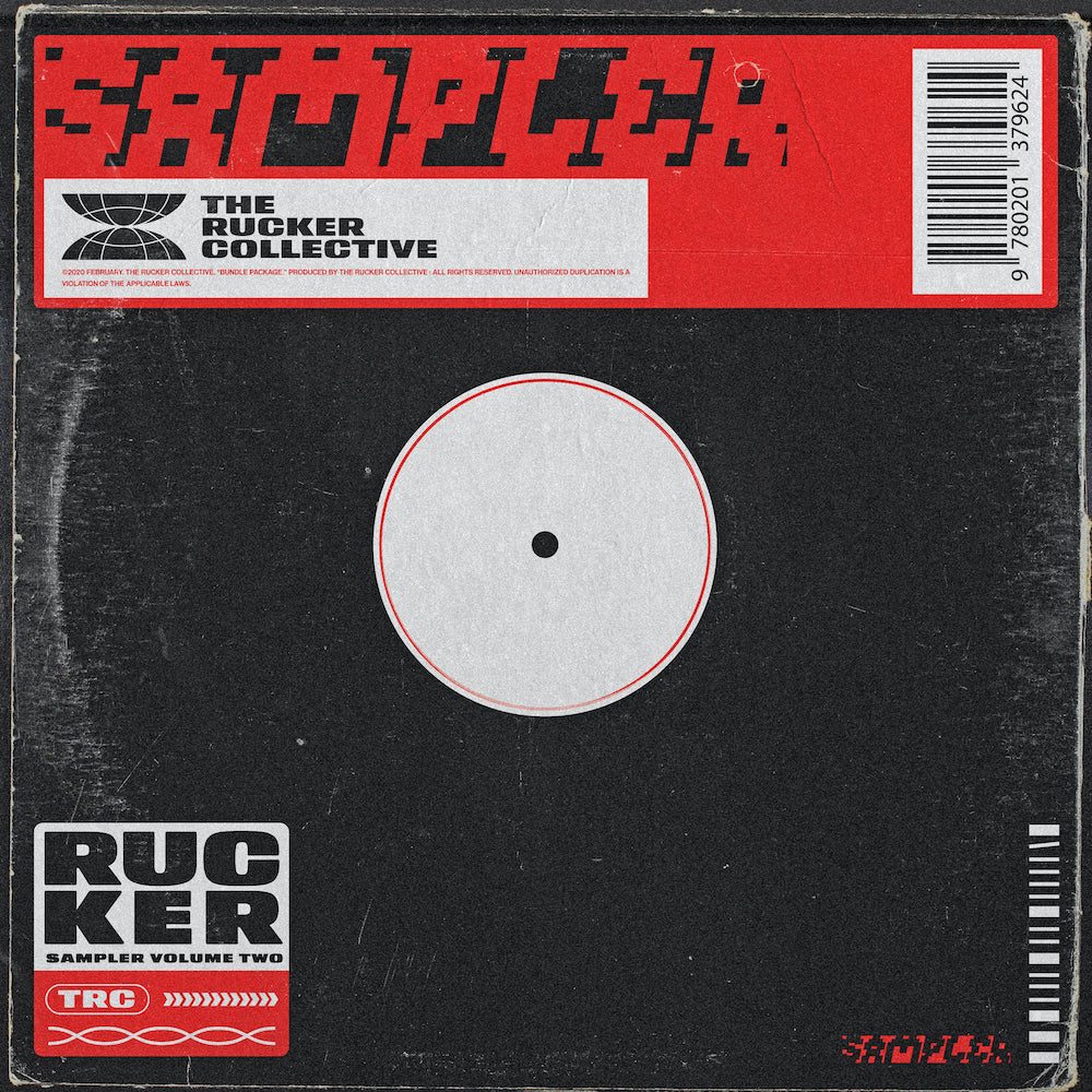 The Rucker Collective - Sampler Vol. 2
