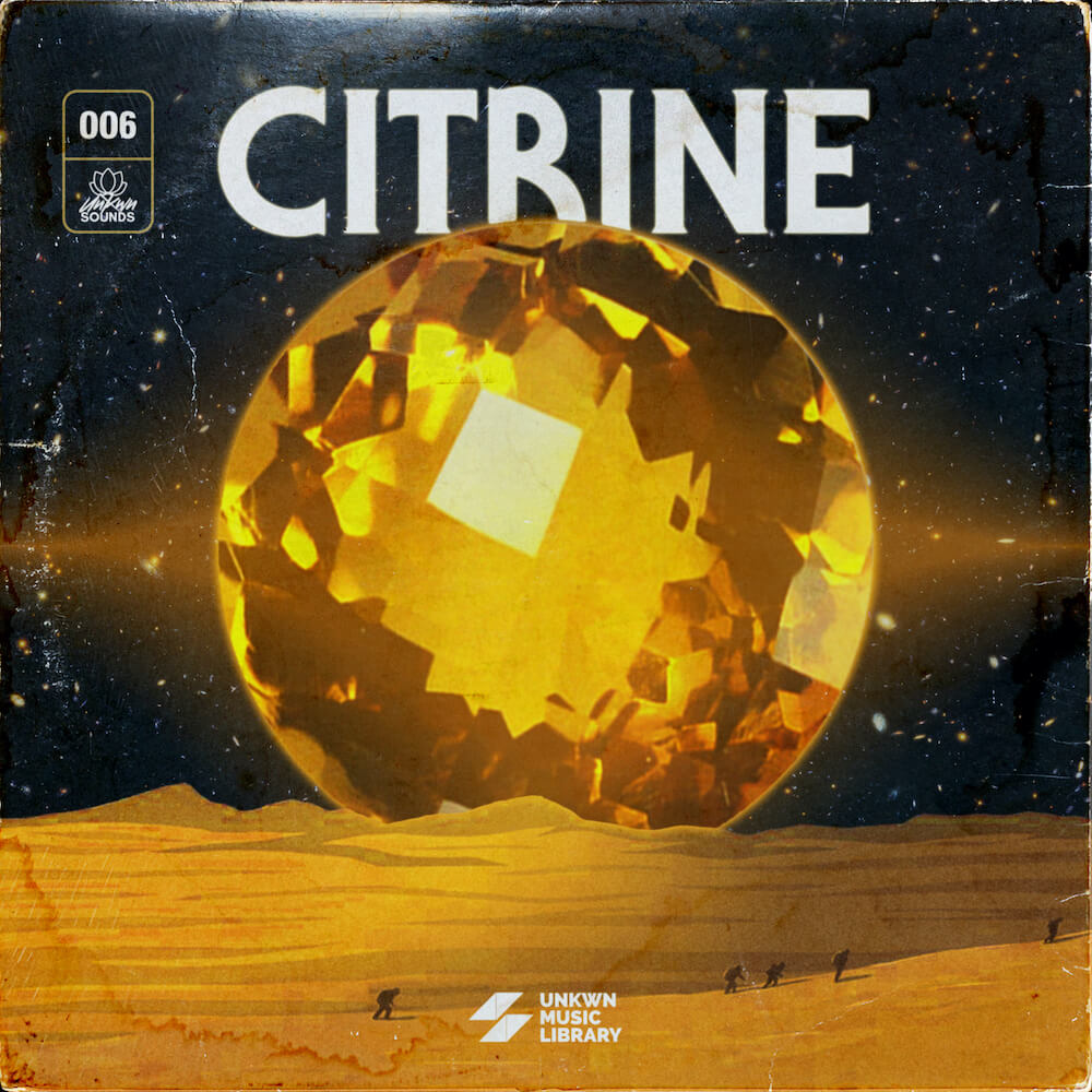 UNKWN Sounds - Citrine