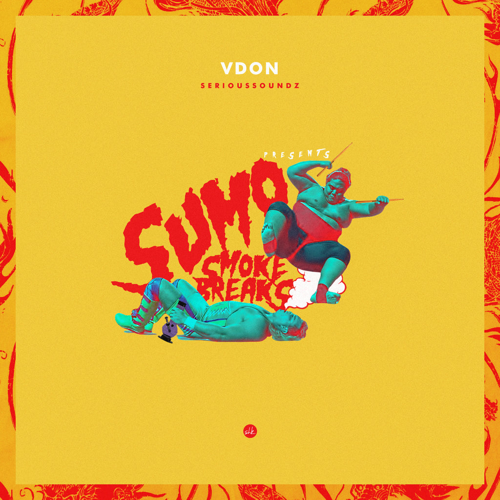 V Don - Sumo Smoke Breaks N Chops