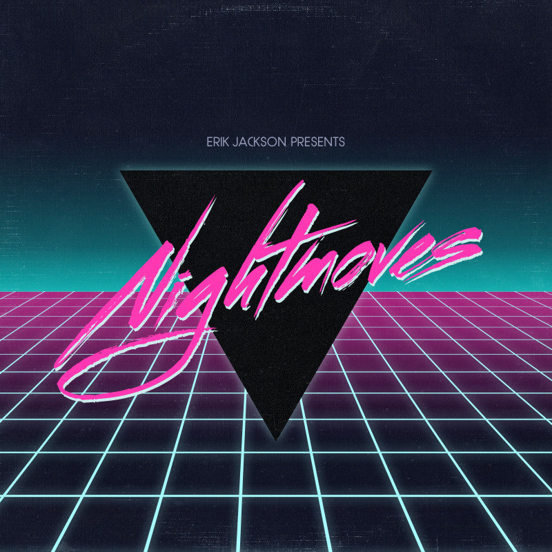 Erik Jackson Presents - Night Moves (Digital Download)