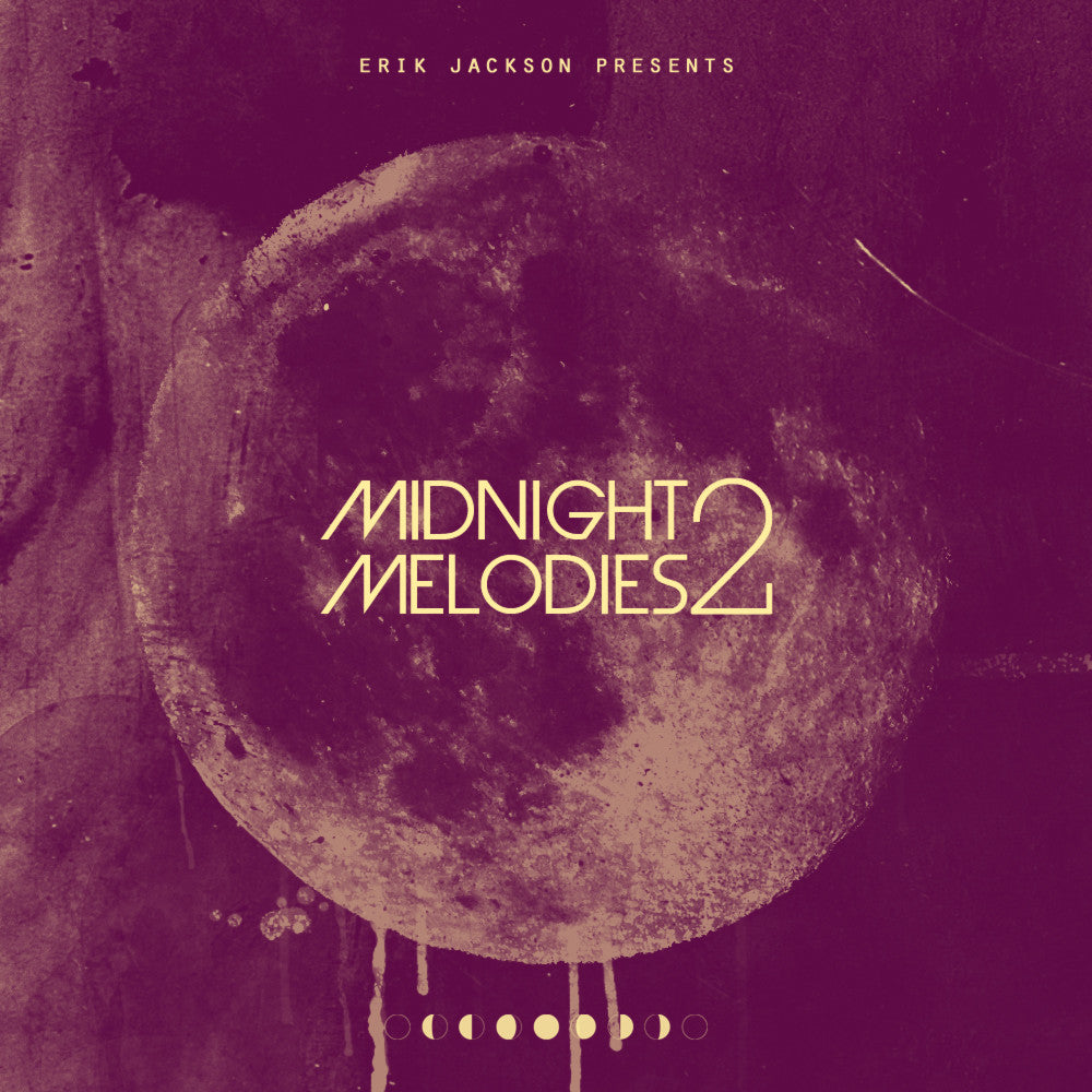 Erik Jackson Presents - Midnight Melodies 2 (Digital Download)