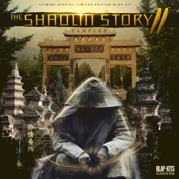 illmind - The Shaolin Story Samples Vol. 2