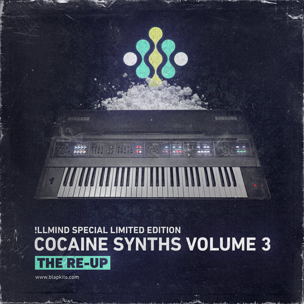 !llmind - Cocaine Synths Vol. 3