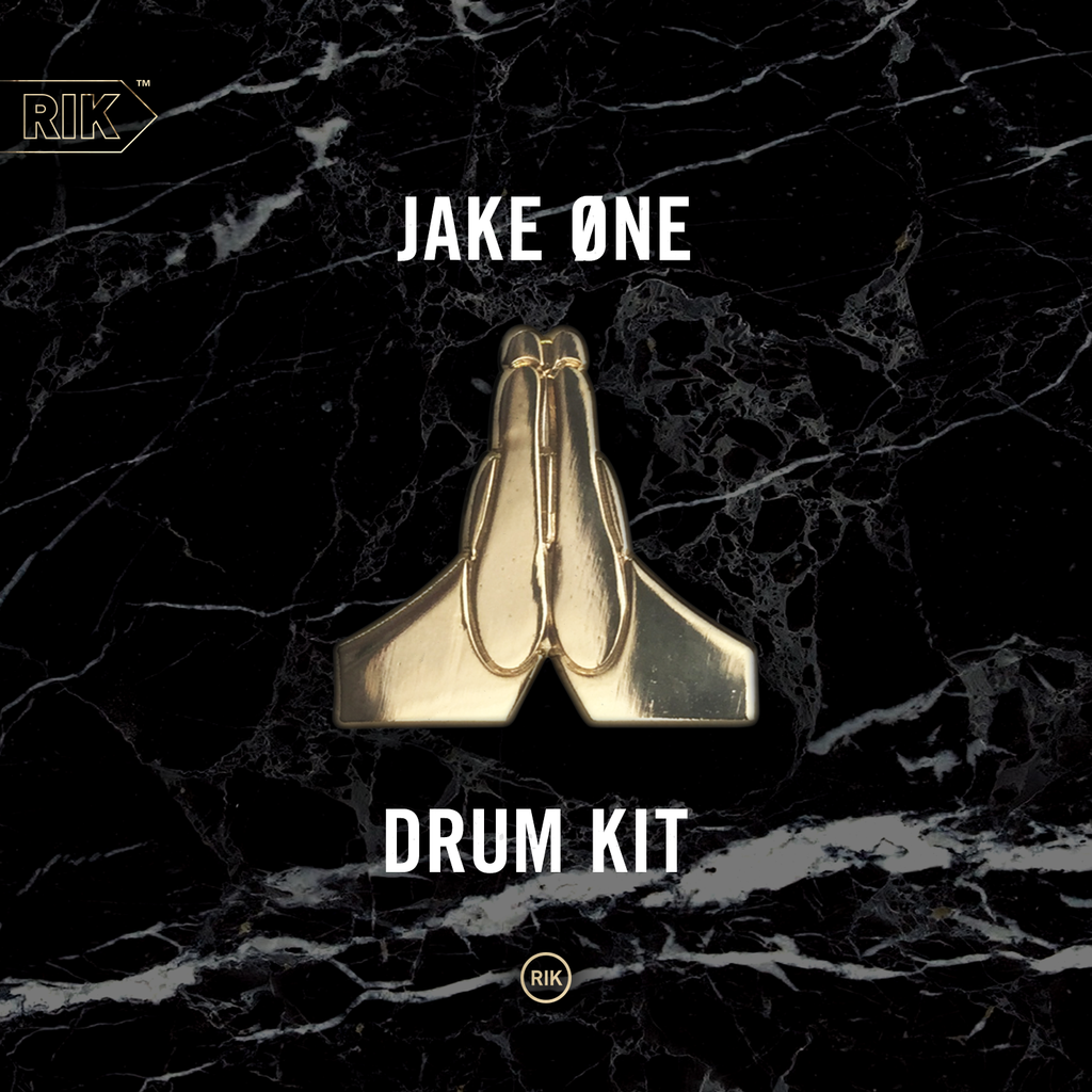 Jake One - Prayer Hands Emoji Drum Kit (Digital Download)