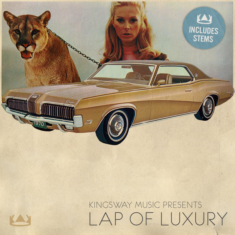 Kingsway Music Presents - Lap of Luxury (Digital Download)