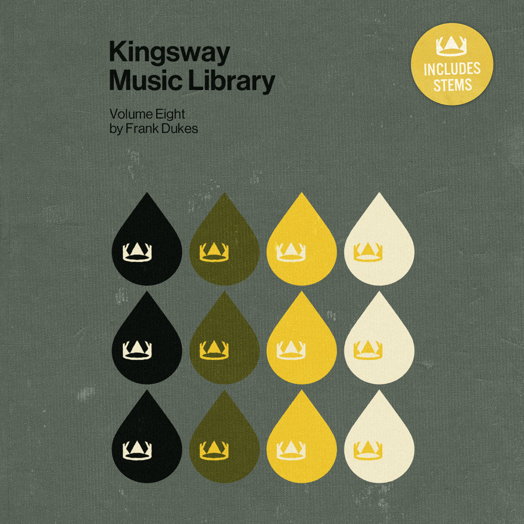 Kingsway Music Library Vol  8