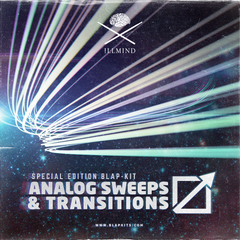 Special Limited Edition: Analog Sweeps & Transitions (Digital Download)