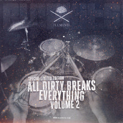 !llmind - All Dirty Breaks Everything Vol. 2 (Digital Download)
