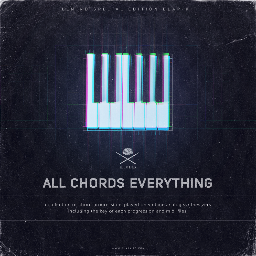 Illmind - Special Edition BLAP KIT: All Chords Everything (Digital Download)