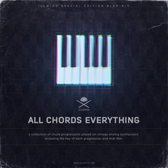illmind - All Chords Everything