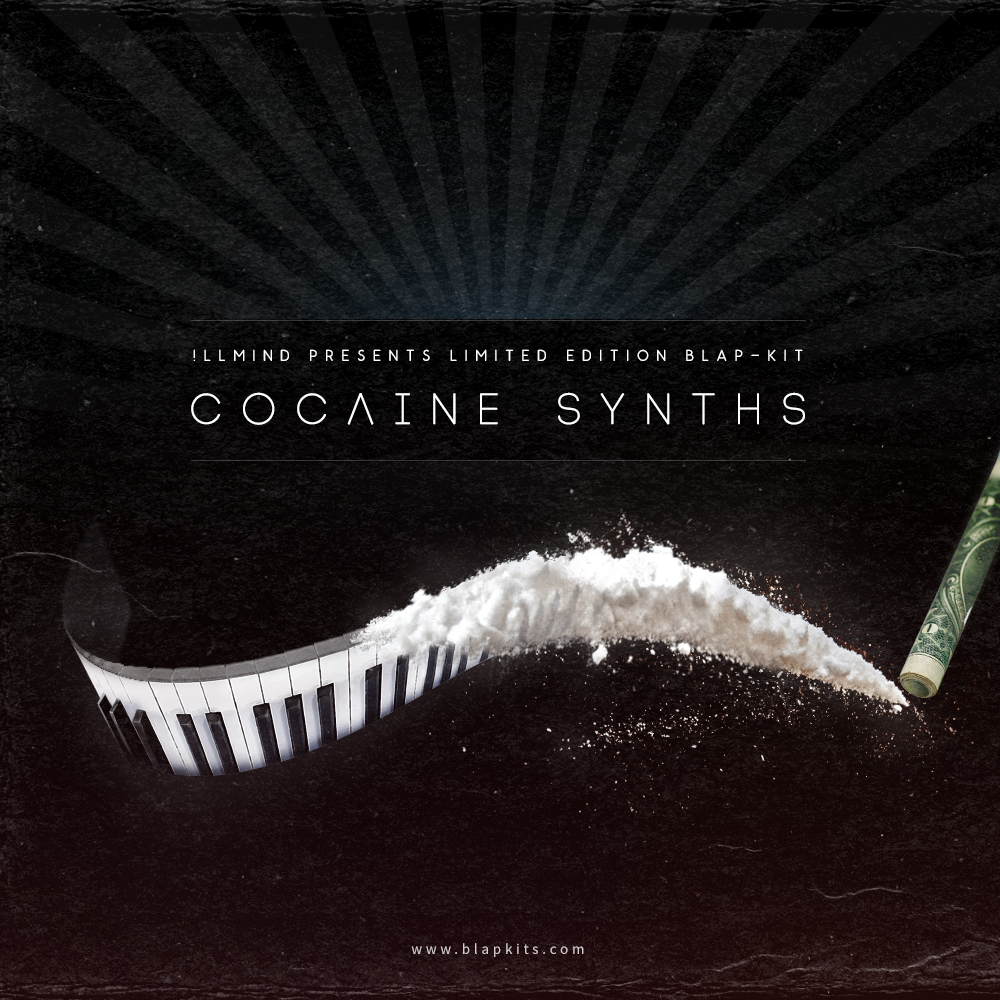 Illmind - Special Limited Edition: Cocaine Synths (Digital Download)