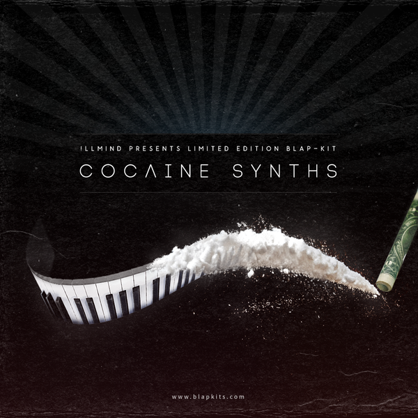 illmind - Cocaine Synths Vol. 1 (Sample Pack)