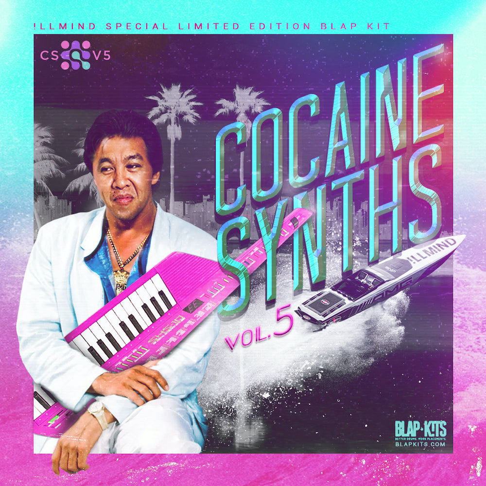 !llmind - Cocaine Synths Vol. 5