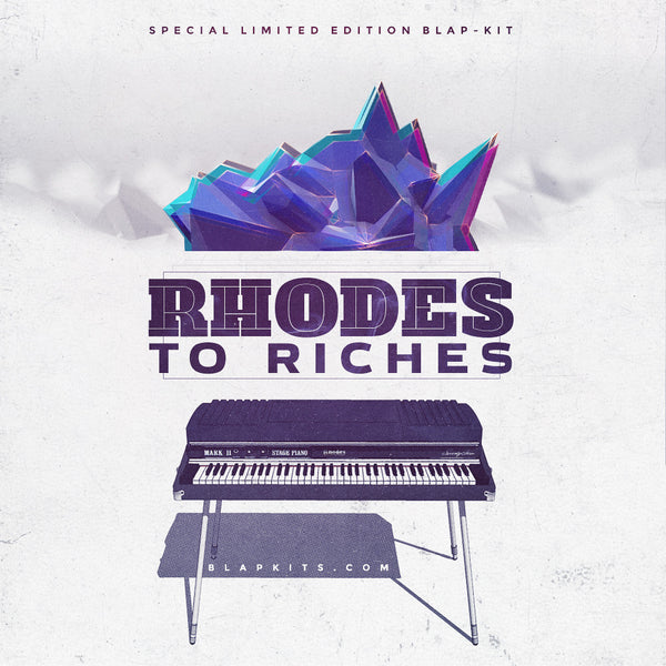 !llmind - Rhodes to Riches Sample Pack