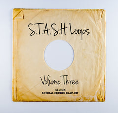 Illmind - Special Limited Edition: S.T.A.S.H. Loops Vol. 3 (Digital Download)
