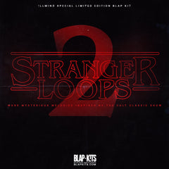 illmind - Stranger Loops Vol. 2 (Sample Pack)
