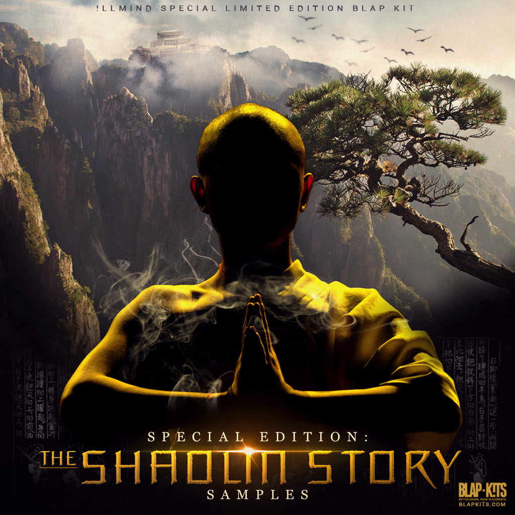 !llmind - The Shaolin Story Samples (Digital Download)