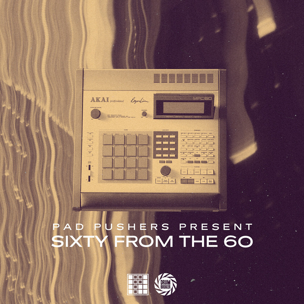 Pad Pushers - Sixty from the 60 (Digital Download)