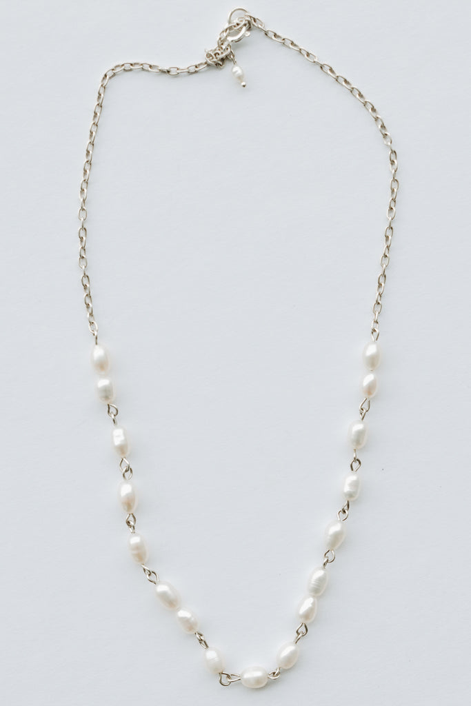 'DHIIYAAN' FRESHWATER PEARL CHOKER NECKLACE - ARRIVING JAN