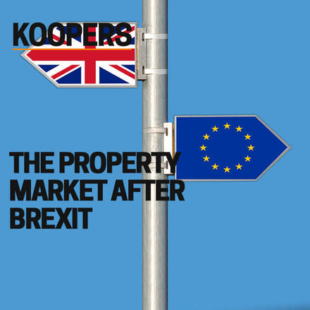 THE PROPERTY MARKET AFTER BREXIT