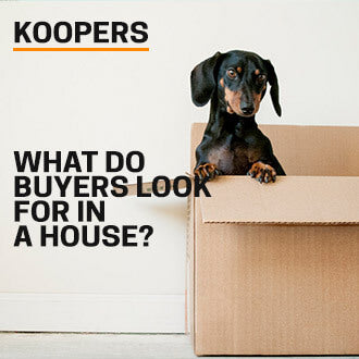 What do buyers look for in a house?