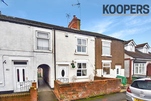 For Sale 22 Nuttall Street Alfreton Derbyshire