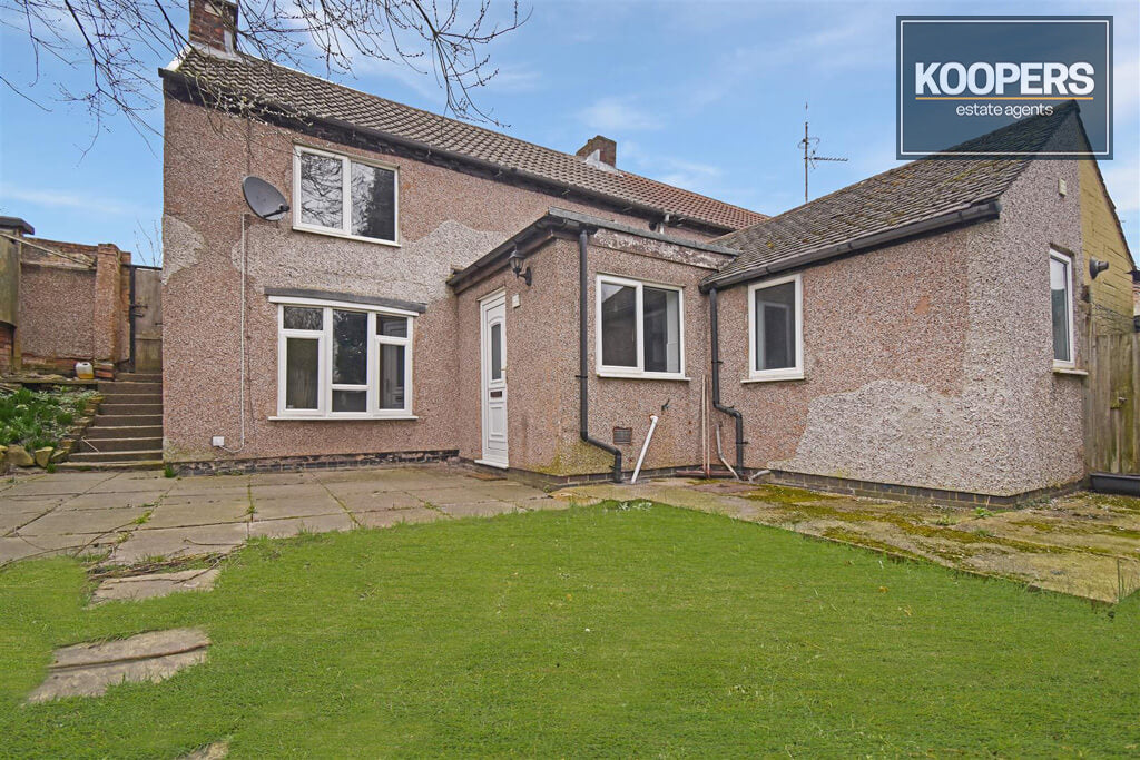 2 Bedroom House For Sale Main Road Pye Bridge DE55 4NW