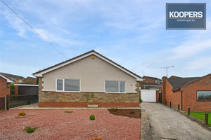2 Bedroom Bungalow For Sale Codnor Park NG16 5PU