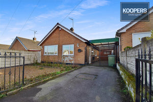 2 Bedroom Bungalow For Sale Corn Close South Normanton DE55 2JD