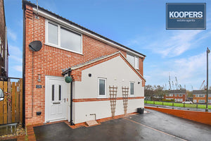 2 Bedroom House For Sale Birch Close Alfreton DE55 7ET