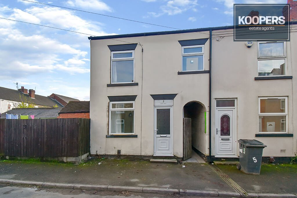 2 Bedroom House For Sale Queen Street South Normanton DE55 2AL