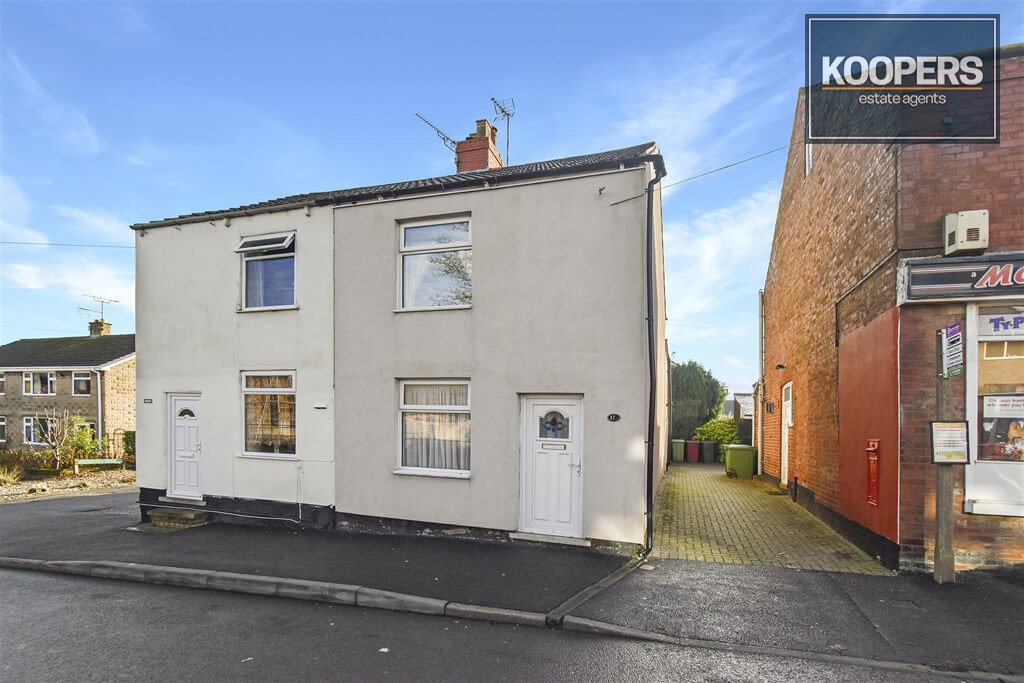 2 Bedroom House for Sale High Street Stonebroom
