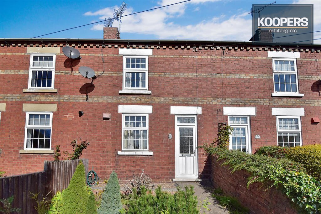 2 Bedroom House for Sale in Wessington Matlock Road Derbyshire DE55 6DJ