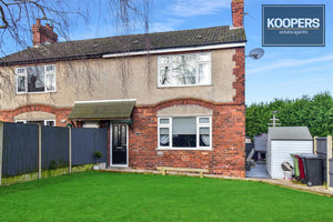 3 Bedroom House For Sale Cambridge Drive Blackwell DE55 5JX