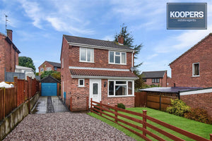 3 Bedroom House For Sale Cherry Close South Normanton DE55 2EU