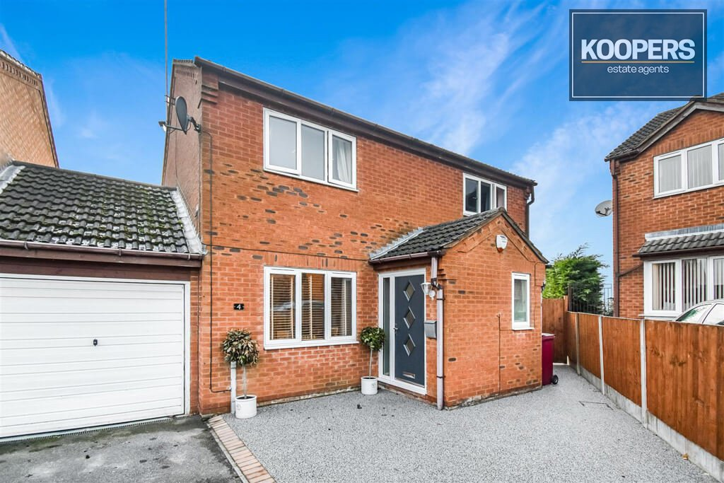 3 Bedroom House For Sale Helpston Close Westhouses DE55 5AX