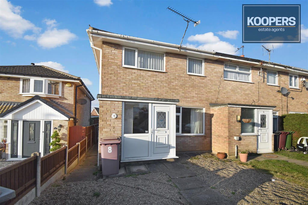 3 Bedroom House For Sale Manor Close Newton DE55 5UQ