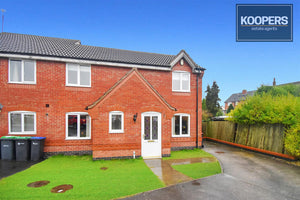 3 Bedroom House For Sale Park Gardens Huthwaite NG17 4FX