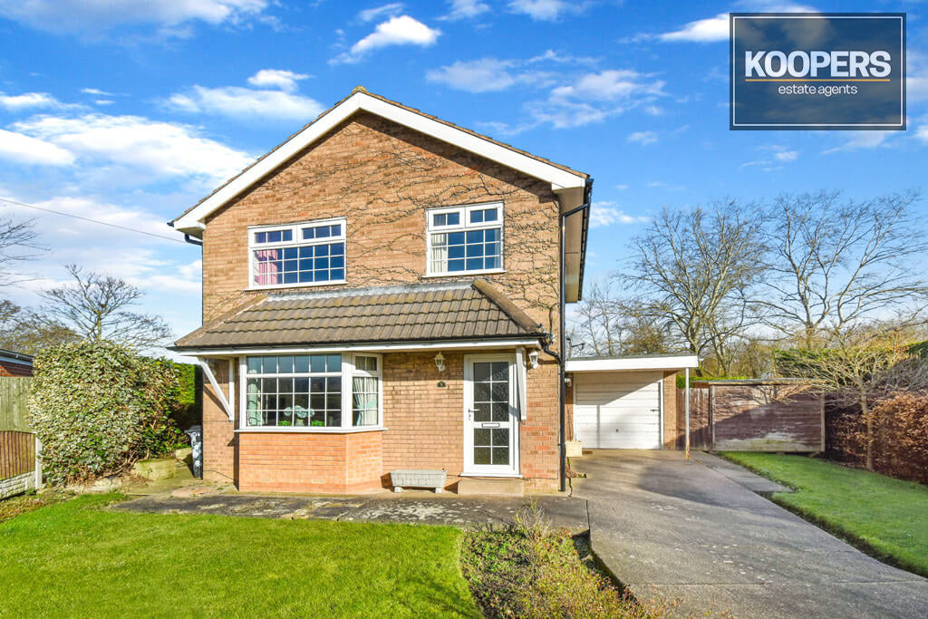 3 Bedroom House For Sale Peak Place Inkersall S43 3JB