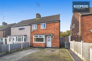 3 Bedroom House for Sale Pease Hill Alfreton
