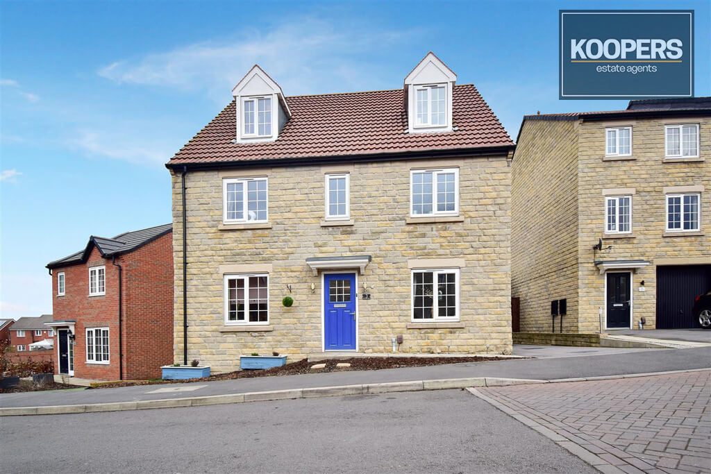5 Bedroom House For Sale Knitters Road South Normanton DE55 2FL