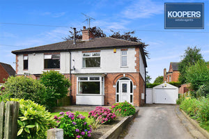 Houses for sale Derbyshire Swanwick