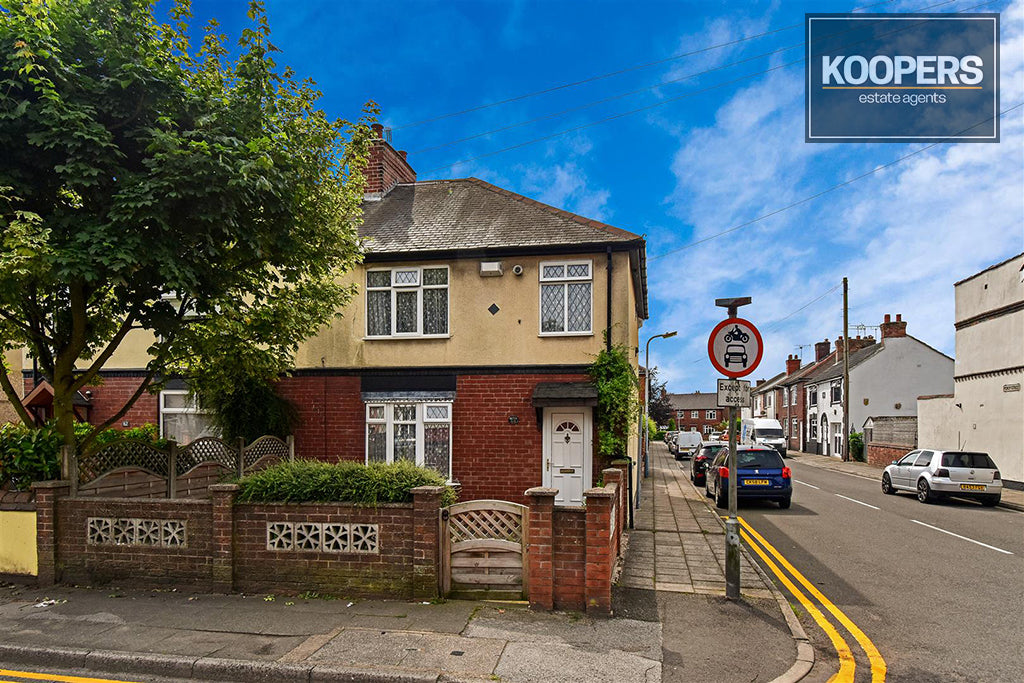 For Sale Alfreton Road Sutton in Ashfield